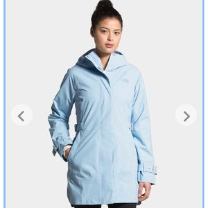 Womens North Face Rain Clay Brand New w/ Tags